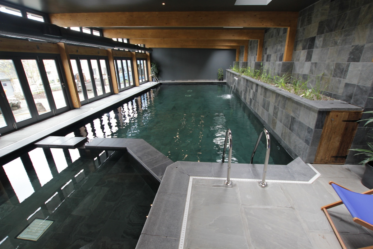concrete pool advantages